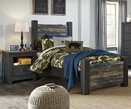 Westinton Poster Bed Twin Size