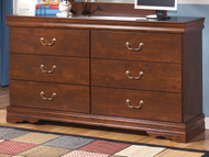 Wilmington 6 Drawer Dresser