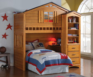 Acme Tree House Loft Bed with Desk