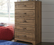 Brobern 5 Drawer Chest