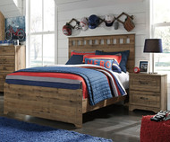Brobern Panel Bed Full Size