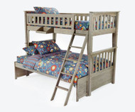 Grafton Twin over Full Bunk Bed
