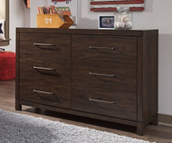 Brissley 6 Drawer Dresser