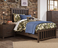 Brissley Panel Bed Twin Size