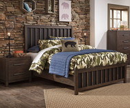 Brissley Panel Bed Full Size