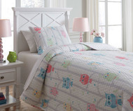 Owl Bedding Set