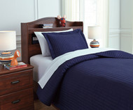 Braston Bedding Set Navy