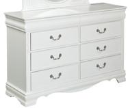 Jessica Dresser White | Standard Furniture | ST-94209