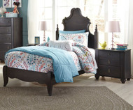Corilyn Poster Bed Twin Size