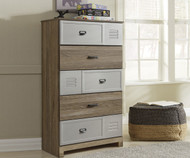 McKeeth 5 Drawer Chest