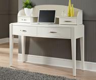 Avalon Student Desk White Truffle