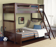 Abbott Ridge Twin over Full Bunk Bed