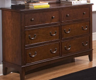 Chelsea Square 6 Drawer Dresser