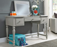 Summer House Vanity Desk Gray