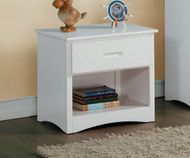 Stanford Nightstand White