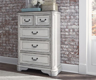 Magnolia Manor 4 Drawer Chest