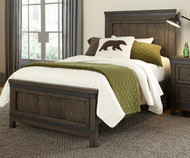Thornwood Hills Panel Bed Full Size