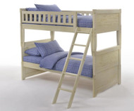 Shoreline Bunk Bed Buttercream