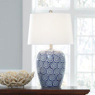 Malini Ceramic Table Lamp