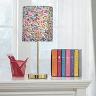 Maddy Metal Table Lamp Multicolored