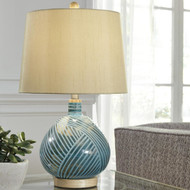 Tabeal Glass Table Lamp