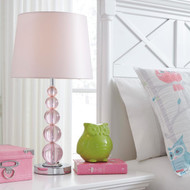 Letty Crystal Table Lamp