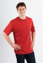 Red Men's Bamboo T-Shirt