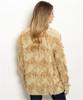 Caramel and Beige Fringe Tassel Sweater!