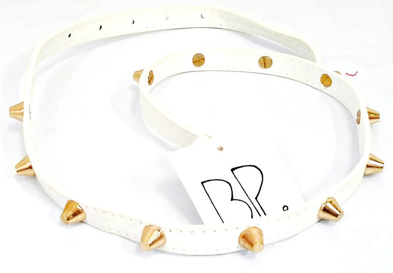 BELTS. $16 Tags from Nordstroms! Skinny Belt with Studs!