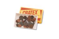 Cratex Assortment, 26 Pieces