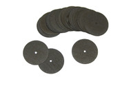 """Separating Disc, 7/8"""" x .9"""", Silicon Carbide, Box of 100 (1 pack)"""