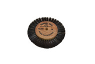 """Wood Hub Brush, 1 Row of Bristle, 3-1/8"""" Overall Diameter (pack of 12)"""