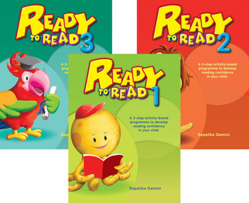 Ready to Read (Classroom Set of 3)