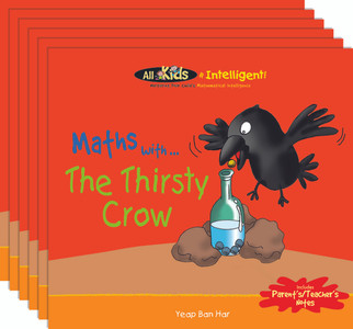 Maths with...The Thirsty Crow (6 Pack)