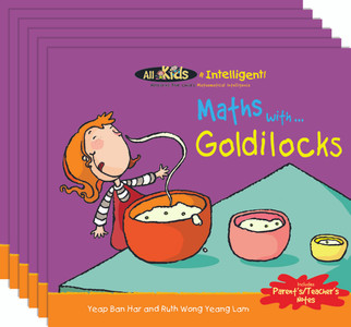 Maths with...Goldilocks (6 Pack)