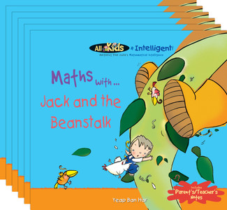 Maths with...Jack and the Beanstalk (6 Pack)