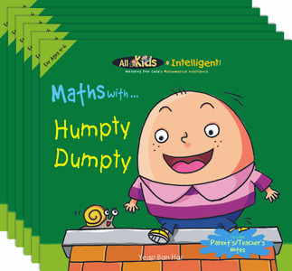 Maths with...Humpty Dumpty (6 Pack)