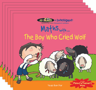 Maths with...The Boy Who Cried Wolf (6 Pack)