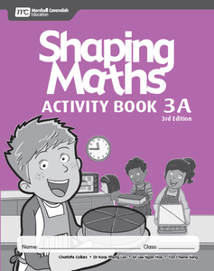 Shaping Maths: Activity Book Grade 3A (10 Pack)