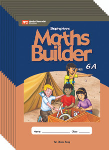Shaping Maths: Maths Builder Grade 6A (10 Pack)