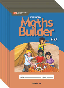 Shaping Maths: Maths Builder Grade 6B (10 Pack)