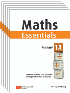 Maths Essentials Grade 1A (6 Pack)
