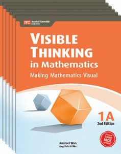 Visible Thinking in Mathematics Grade 1A (6 Pack)