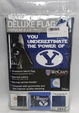 Brigham Young University / Star Wars - 3 ft. x 5 ft. Flag