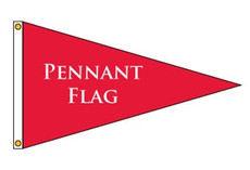Pennant Attention Flag