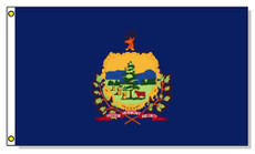 Vermont State Flags