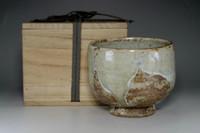 sale: Japanese Iga Pottery Tea bowl w Box