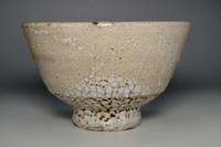 sale: Ido chawan - Antique Korean pottery bowl