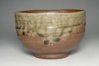 sale: Kaneshige Toyo 'chawan' bizen pottery tea bowl