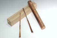 sale:  Naruse Muneomi 'chashaku' bamboo tea scoop 'Oshidori'